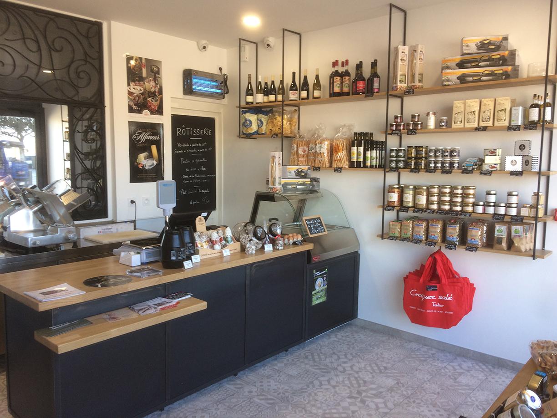 EDCP Réalisation d'une Épicerie à Blois 2