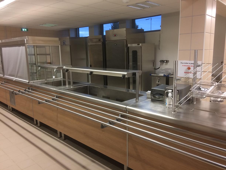 EDCP Réalisation d'une cuisine collective dans un collège 3