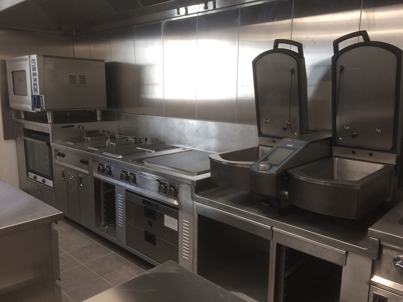 EDCP Réalisation d'une cuisine complète 1