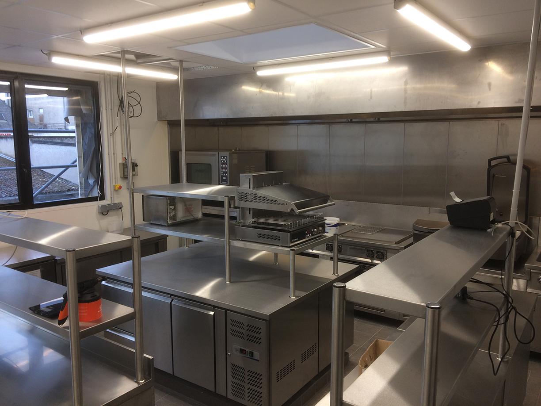 EDCP Réalisation d'une cuisine complète 2